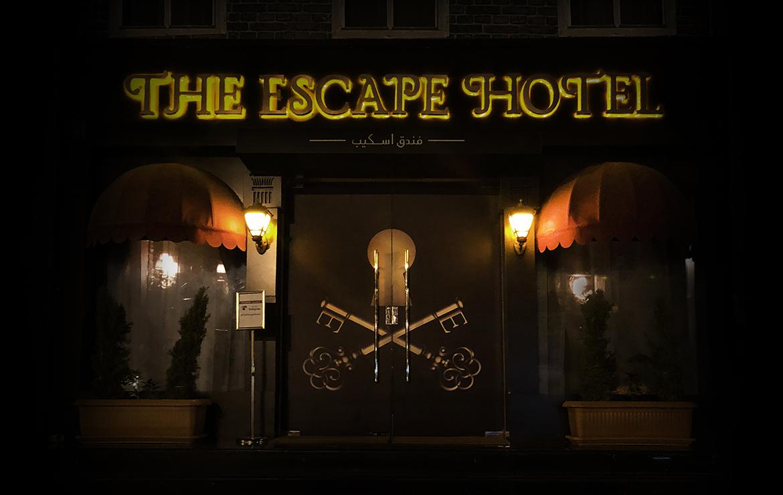 Contact Escape Hotel